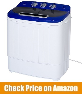 Best Choice Products Portable Compact Mini Washing Machine