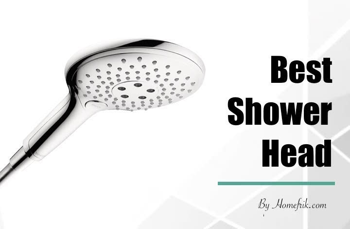 10 Best Shower Head – Top Reviews and Picks for 2018
