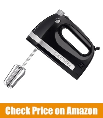 Chefman Turbo Power Hand Mixer