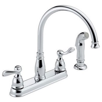 Best Kitchen Faucet Brands 2018 – Top Picks & Comparison