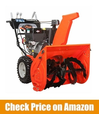 POWER SMART DB7103 DUAL-STAGE ELECTRIC START SNOW BLOWER