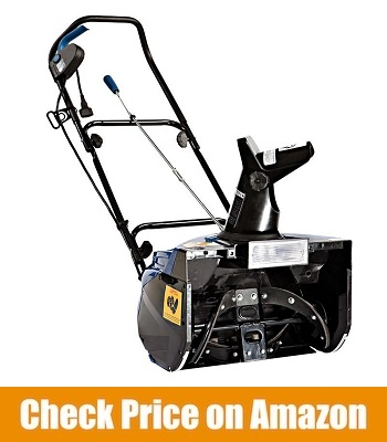SNOW JOE ULTRA SJ621 ELECTRIC LIGHT SNOW BLOWER