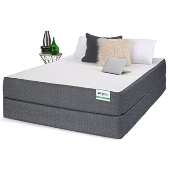 GhostBed King Latex & Gel Memory Foam Luxury Mattress