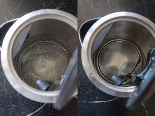 How to Clean Electric Kettle | Hard Water Solution & Other Tips