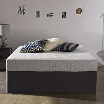 Sleep Innovations Sage Gel Memory Foam Mattress